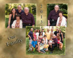 Family Portrait Collage